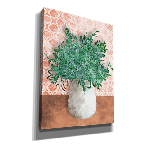 Image of 'Terra Greenery' by Bluebird Barn, Canvas Wall Art