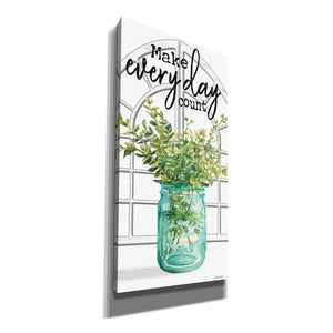 'Make Every Day Count' by Cindy Jacobs, Canvas Wall Art