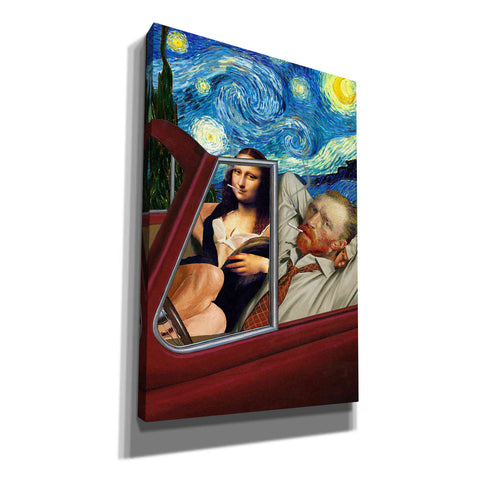 'Starry Night' by Barry Kite, Canvas Wall Art