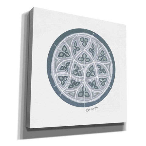 'Geometry Study 2' by Stellar Design Studio, Canvas Wall Art