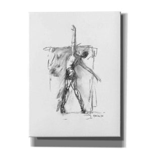 'Dance Figure 2' by Stellar Design Studio, Canvas Wall Art