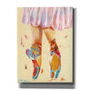 'Ballet Slippers' by Pamela Beer, Canvas Wall Art