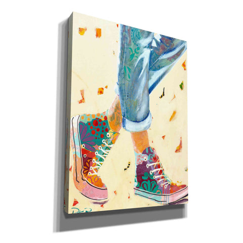 Image of 'High Tops' by Pamela Beer, Canvas Wall Art