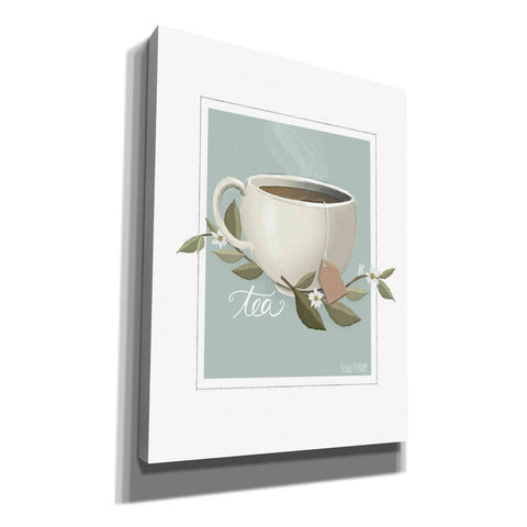 Image of 'Botanical Tea' by House Fenway, Canvas Wall Art