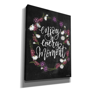 'Enjoy Every Moment' by House Fenway, Canvas Wall Art