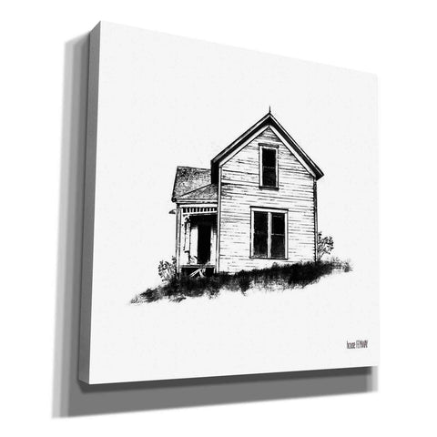 'Farmhouse II' by House Fenway, Canvas Wall Art