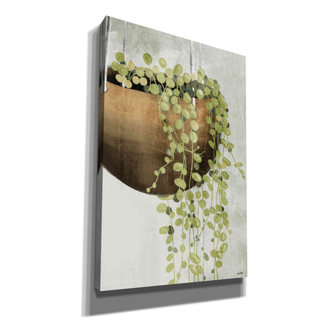 Image of 'String of Pearls II' by House Fenway, Canvas Wall Art