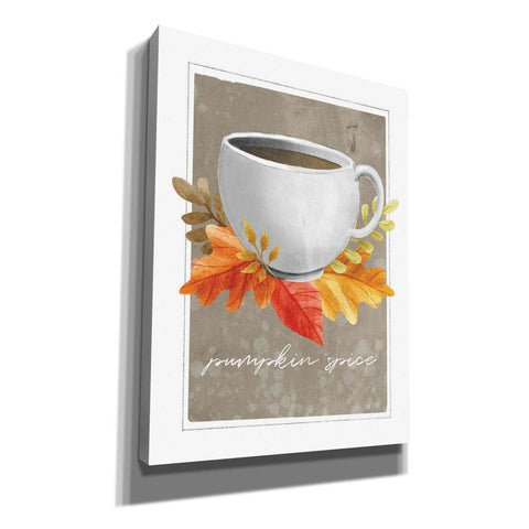 Image of 'Pumpkin Spice' by House Fenway, Canvas Wall Art