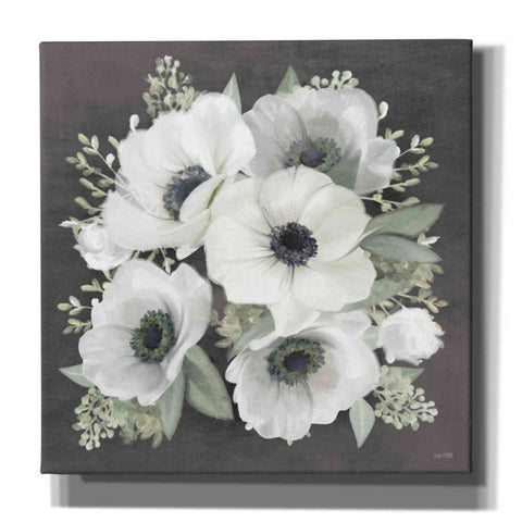 Image of 'Anemone Square II' by House Fenway, Canvas Wall Art