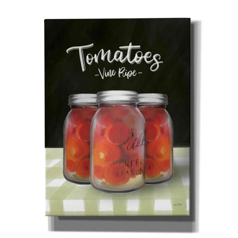 Image of 'Farm Fresh Tomatoes' by House Fenway, Canvas Wall Art
