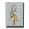 'Kitchen Made with Love Whisk' by House Fenway, Canvas Wall Art