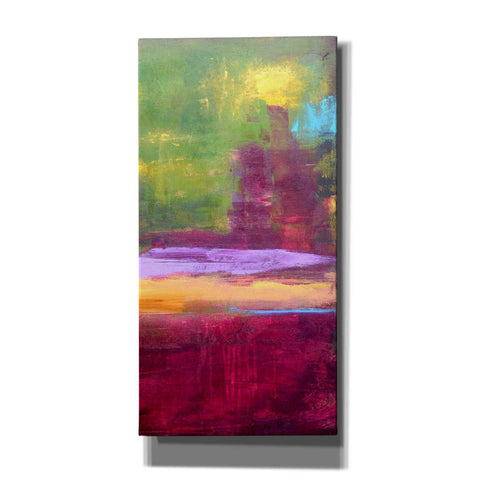 Image of 'Juliet's Vineyard II' by Erin Ashley, Canvas Wall Art