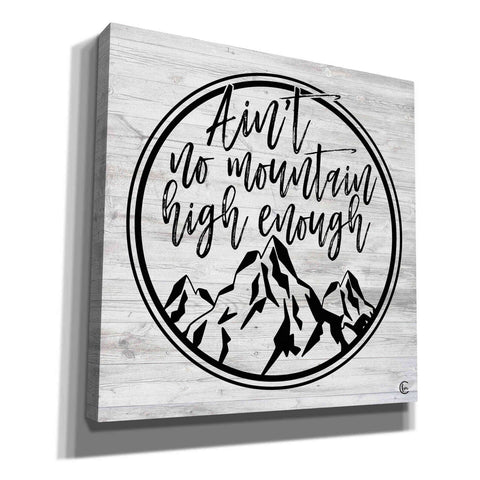 Image of 'High Enough' by Fearfully Made Creations, Canvas Wall Art