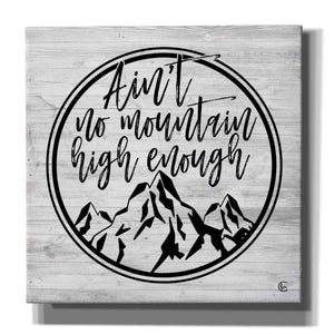 'High Enough' by Fearfully Made Creations, Canvas Wall Art