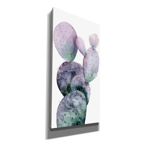 'Purple Cactus I' by Grace Pop, Canvas Wall Art