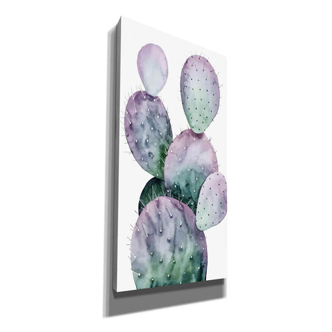 'Purple Cactus II' by Grace Pop, Canvas Wall Art