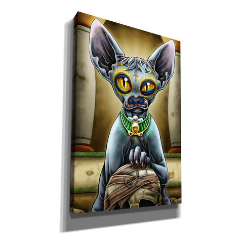 Image of 'Babista' by Nicholas Ivins, Canvas Wall Art