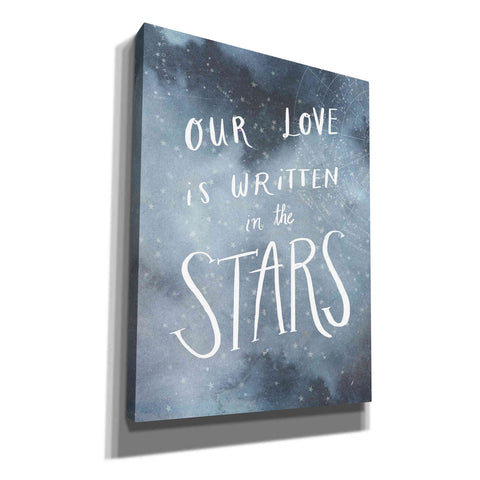 'Celestial Love IV' by Victoria Borges, Canvas Wall Art