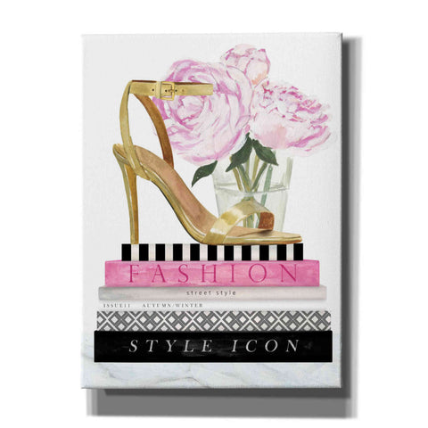 Image of 'Get Glam I' by Victoria Borges, Canvas Wall Art