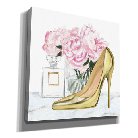 'Get Glam VIII' by Victoria Borges, Canvas Wall Art