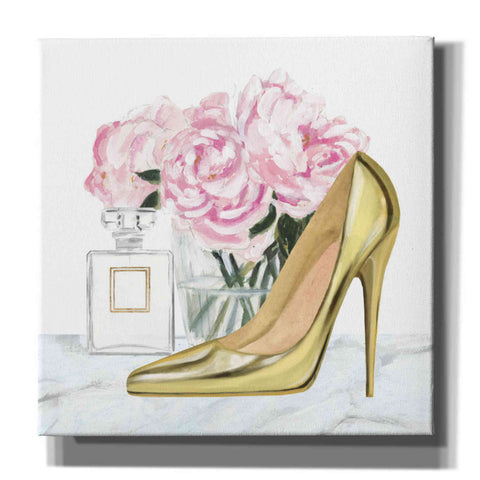 Image of 'Get Glam VIII' by Victoria Borges, Canvas Wall Art