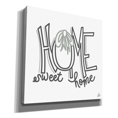 'Home Sweet Home' by Erin Barrett, Canvas Wall Art