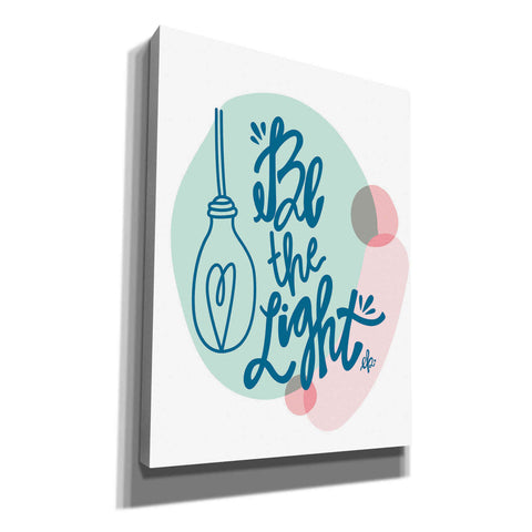 'Be the Light' by Erin Barrett, Canvas Wall Art
