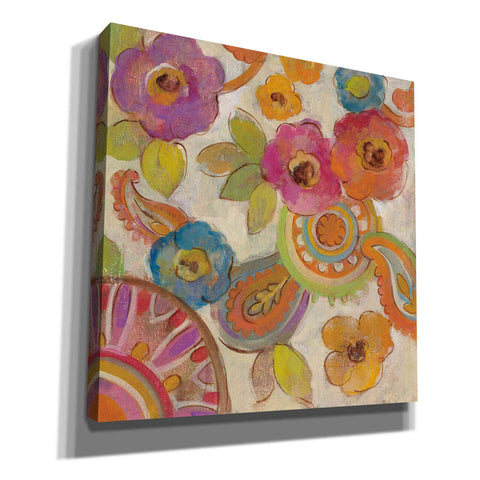 """Bohemian Summer III"" by Silvia Vassileva, Giclee Canvas Wall Art"