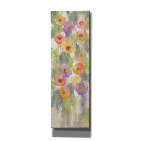 "Image of ""Dreamy Flowers II"" by Silvia Vassileva, Giclee Canvas Wall Art"