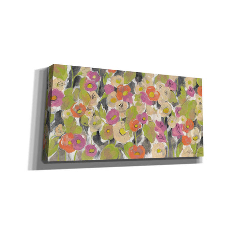 "Image of ""Velvety Florals"" by Silvia Vassileva, Giclee Canvas Wall Art"