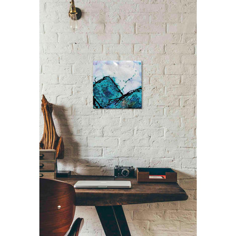 Image of 'In Mountains or Valleys 2' by Britt Hallowell, Canvas Wall Art,12 x 12