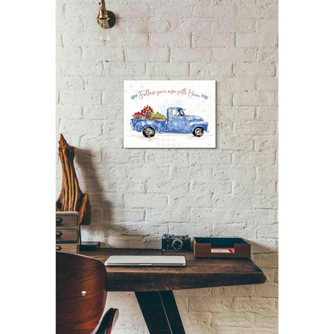 Image of 'Americana Mood VIII' by Anne Tavoletti, Giclee Canvas Wall Art