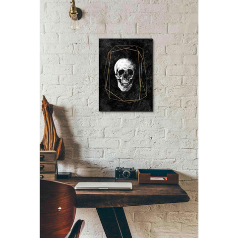 'Cosmic Skull' by Kyra Brown, Canvas Wall Art,12 x 16