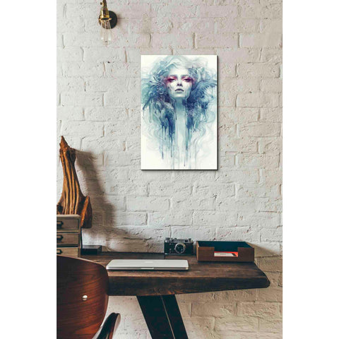 Image of 'Oil' by Anna Dittman, Giclee Canvas Wall Art