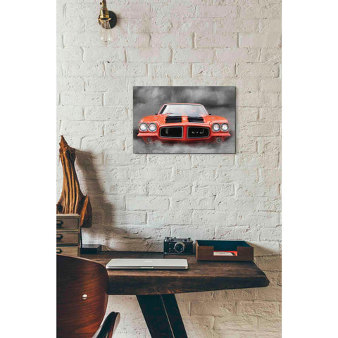 'Burn Out' by Lori Deiter, Giclee Canvas Wall Art