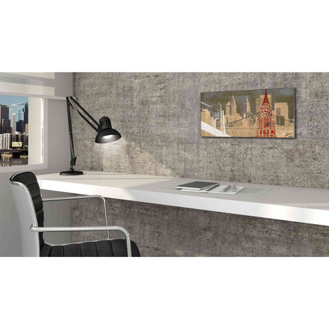 Image of 'Modern Metropolis I' by Ethan Harper Giclee Canvas Wall Art