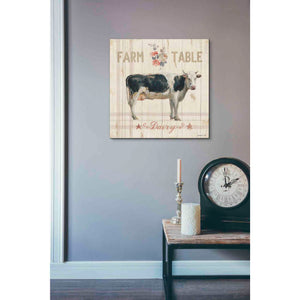 'Farm Patchwork V' by Danhui Nai, Giclee Canvas Wall Art