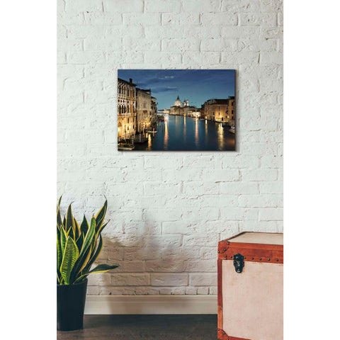 'Venice' Giclee Canvas Wall Art