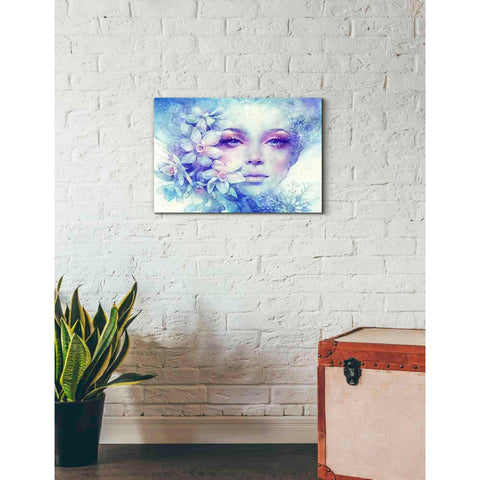 Image of 'December' by Anna Dittman, Canvas Wall Art,26 x 18