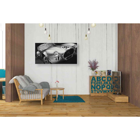 'Vintage Racing I' by Ethan Harper Giclee Canvas Wall Art