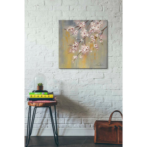 "Image of ""Cherry Cloud"" by Silvia Vassileva, Giclee Canvas Wall Art"