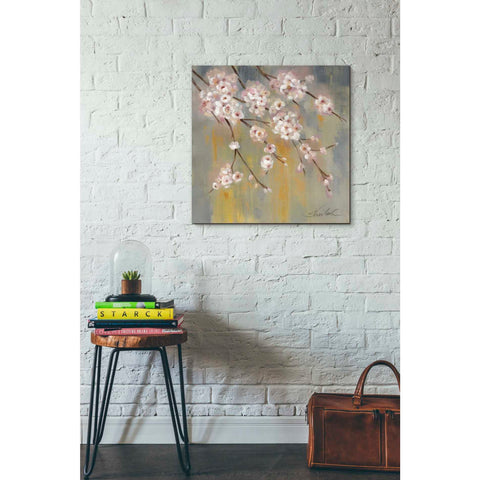 "Image of ""Cherry Cloud II"" by Silvia Vassileva, Giclee Canvas Wall Art"