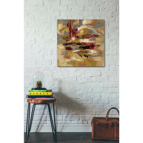 "Image of ""Ruins"" by Silvia Vassileva, Giclee Canvas Wall Art"