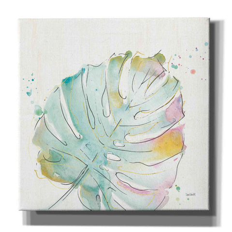 Image of 'Palm Passion IV no Words' by Anne Tavoletti, Giclee Canvas Wall Art