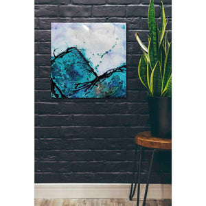 'In Mountains or Valleys 2' by Britt Hallowell, Giclee Canvas Wall Art