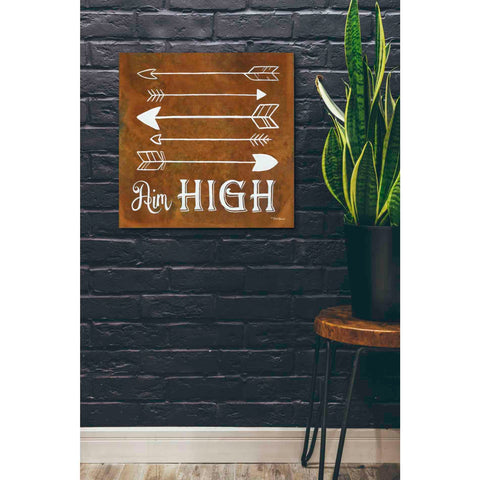 Image of 'Aim High' by Britt Hallowell, Giclee Canvas Wall Art