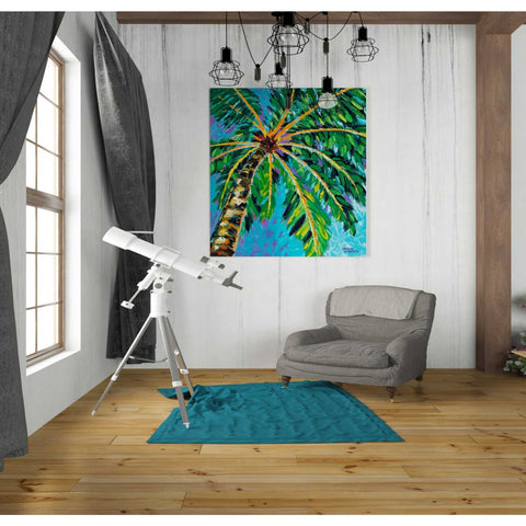 Image of 'Under the Palms I' by Carolee Vitaletti, Giclee Canvas Wall Art