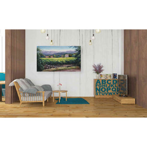'Silverado Trail Napa' by Barbara Felisky, Giclee Canvas Wall Art