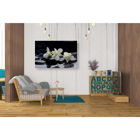 Image of 'The Light of Three' Giclee Canvas Wall Art