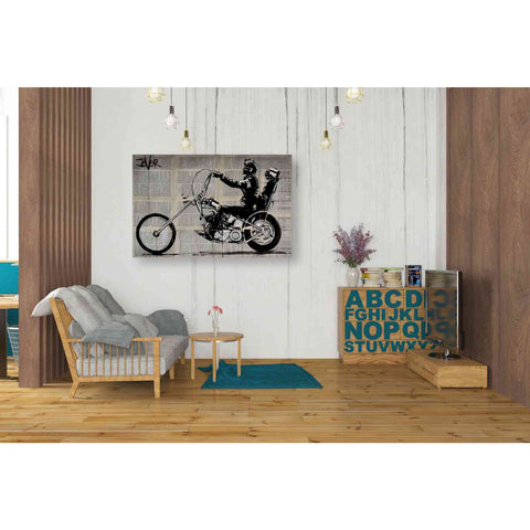 Image of 'Get Your Motor Running' by Loui Jover, Giclee Canvas Wall Art